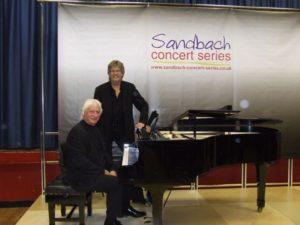 2011-Oct Paul Edmund-Davies with John Alley
