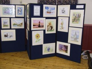 2011-Sept Art exhibition