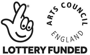 Arts Council Lotter Funded