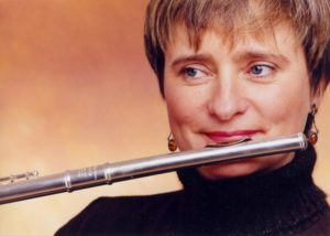 Clare Southworth - flutist