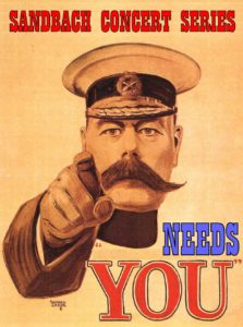 Sandbach Concert Series needs you